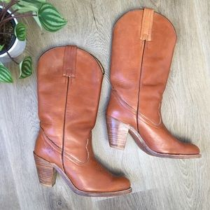 Frye 6175 Vintage Western Boots